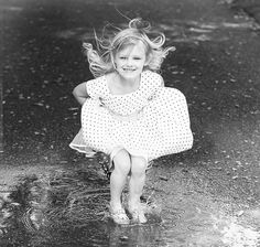 Puddle Jumping by CestFou Photography on 500px