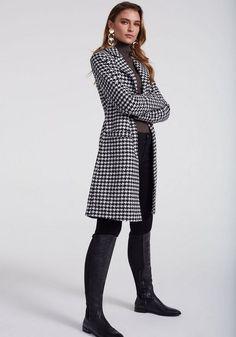 Die 9 besten Bilder von Mantel Damen hip | Outfit, Mode