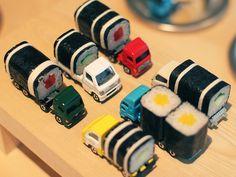 Sushi...truck by Fear_Through_The_Eyes, via Flickr