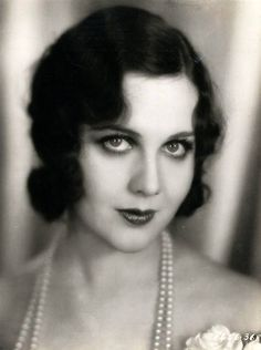 """MARY BRIAN (1906-2002) was an American actress & movie star who made the transition from silent films to sound films. She was """"discovered"""" by Esther Ralston (actress) in a local beauty pageant. She didn't win the contest but she won a screen test for the role of Wendy in """"Peter Pan"""" (1924). She was named one of the WAMPAS Baby Stars in 1926, Brian made over 40 silent films. Her 1st """"talkie"""" was """"Varsity"""" (1928). From 1937-1943 she entertained troops. Retired 1948."""