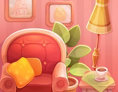 "Check out new work on my @Behance portfolio: """"Candy Rush"""" http://be.net/gallery/57806841/Candy-Rush"