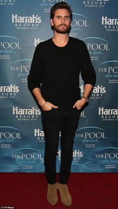 Lord of the thighs: Scott Disick will reportedly earn $50,000 to host a night of debaucher...