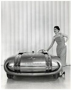Pontiac Club de Mer, 1956