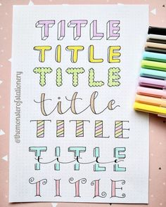 Doodle ideen - Hybrid Elektronike Typografia Zapisz - Doodle ideen - Hybrid Elektronike Learn how to Letter September in 5 different ways. This is a great tutorial for beginners in lettering Bullet Journal School, Bullet Journal Headers, Bullet Journal Lettering Ideas, Bullet Journal Banner, Journal Fonts, Bullet Journal Notebook, Bullet Journal Ideas Pages, Bullet Journal Inspiration, Journal Pages
