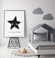 Poster verkrijgbaar op www.winkeltjevananne.nl #poster #interieur #kids #kidsroom #interior