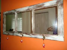 ideas bathroom cabinets rustic old windows for 2019 Beige Bathroom, Wood Bathroom, Bathroom Cabinets, Transom Windows, Old Windows, Bathroom Design Small, Bathroom Interior Design, Bathroom Wallpaper Modern, Picture Frame Decor