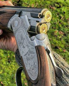 Save those thumbs Beretta Shotgun, Hunting Rifles, Fish Camp, Guns And Ammo, Weapons, Shotguns, Favorite Things, Fishing, Wildlife