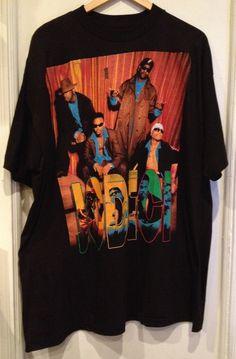 1998 BIG PUN vintage 90s LOUDNEWrecords Vintage Hip Hop Rap T-SHIRT