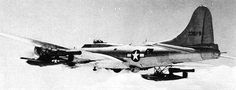 B-17 with JB-2 Loon - American copy of V-1