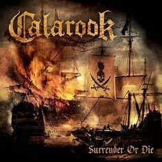 Se l'album è un esordio molto interessante, purtroppo lo stesso non si può dire della copertina. Va bene, il tema piratesco degli svizzeri è chiaro, ma a parte questo il tutto risulta un po' scialbo, poco colorato, poco epico come ci si aspetterebbe da una band come loro. Di sicuro, non è un artwork appariscente, o che spicca in qualche modo! #Calarook #folkmetal #piratemetal #metal #cover #artwork #copertina @metalmessage Death Metal, Debut Album, Folk, Barrel, Artwork, Bass, Rock Bands, Pirates, Wheeling