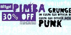 Font dňa – Pimba (zľava 30%, 14,69€) - http://detepe.sk/font-dna-pimba-zlava-30-1469e/