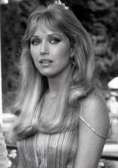 In MEMORY of TANYA ROBERTS on her BIRTHDAY - Born Victoria Leigh Blum, American actress, producer, and model. She is best known for playing Julie Rogers in the final season of the television series Charlie's Angels (1980–1981), Stacey Sutton in the James Bond film A View to a Kill (1985), Sheena in Sheena (1984), Kiri in The Beastmaster (1982) and as Midge Pinciotti on That '70s Show (1998–2004). Oct 15, 1955 - Jan 4, 2021 (multiple organ failure)