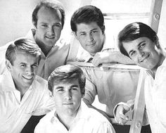 The Beach Boys - people discovered a new California sound that was new and different than the other 60's bands.