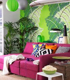 FRIHETEN corner sofa-bed