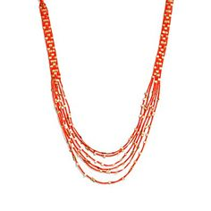 flatweave necklace