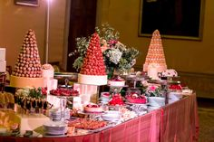 Wedding sweet table (green-think.it wedding planner)