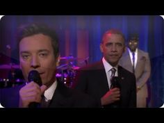 Jimmy Fallon - Slow Jam The News with Barack Obama: Late Night with Jimm...