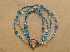 Beautiful Handmade Bracelet From Monkey Craft