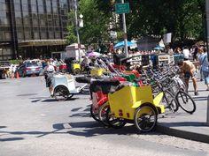 Columbus Pedicab