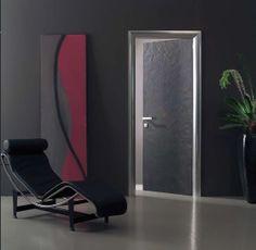 Natural Stone Door Aluminia by EdilPorte Romania