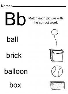 math worksheet : 1000 images about work sheet on pinterest  worksheets  : Letter B Worksheets Kindergarten