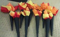 Menu Ideas for Busy Moms: DIY Medieval Torches, Chandeliers, and Banners