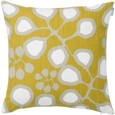 Trouva: Spira Mustard Sedum Cushion