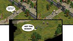 AOE Age Of Empires, City Photo