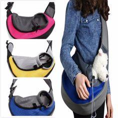 Dog Front Side Shoulder Bag