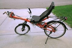 recumbent bicycles | rare pattern