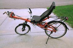 recumbent bicycles | rare pattern