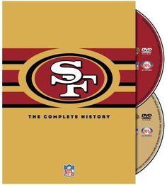 - #NFL Films San Francisco 49ers Complete History 2 Dvd Set Joe Montana Etc from $9.99