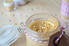 Un cadeau de noël fait maison en 15 minutes? C'est facile et j'ai nommé le caramel au beurre salé, onctueux, doux et surtout très gourmand!