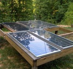 Alternative Energy Projects for the Homestead
