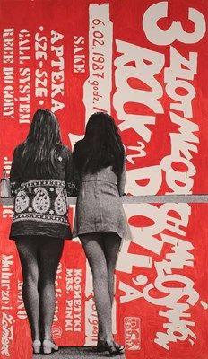 Rock and Rolla, 2006. By Paulina Olowska (Polen, 1976)