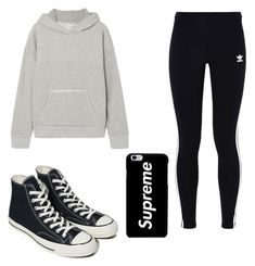 """""""Untitled #48"""" by madisonb705 on Polyvore featuring Simon Miller, adidas Originals and Converse"""