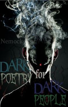 """""""Dark Poetry for Dark People - Nightmare"""" by Nemock - """"It's basically what the title says. I write to vent, so don't expect it all to make perfect sense. Color Photography, White Photography, Black Like Me, Black And White, Burn After Reading, Dark Poetry, Dark Books, Album Cover Design, Portrait Shots"""