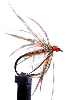 www.fishingwithstyle.co.uk NCS%20Flies NCS130205 March%20Brown%202.JPG