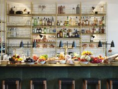 Beautiful Bars from around the World (High Road House in London)