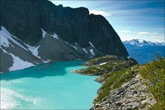 Wedgemount Lake / Vancouver Island