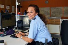 Lokalinfo AG: Sie ist die erste Social-Media-Polizistin