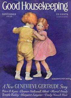 Good Housekeeping 1926-11 Jessie Wilcox Smith