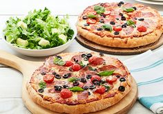 Summer Pizzas Food For The Poor, Online Supermarket, Free Summer, Pizza Recipes, Vegetable Pizza, Vegetables, School, Easy, Pizza