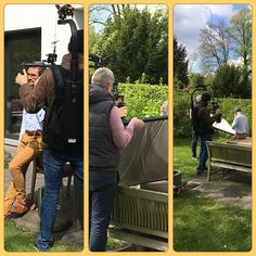 Marvelous campaign filming in krefeld drone vodafone