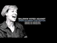 """""""A Serious Threat to Jobs"""" from the U.S. Chamber of Commerce opposes Rep. Tammy Baldwin, D-Wis., who is running for U.S. Senate. 10/27/12"""