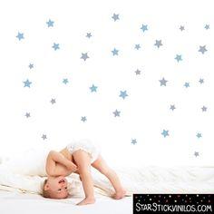 Vinilo infantil - Estrellas color a escojer