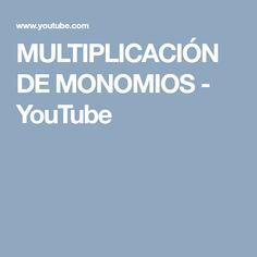 MONOMIOS SEMEJANTES: Dos monomios son semejantes cuando tienen la ...