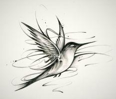 for hummingbird tattoo Bild Tattoos, Mom Tattoos, Future Tattoos, Body Art Tattoos, Tattoo Drawings, Tattoos For Guys, Tattoos For Women, Tree Tattoos, Tatoos