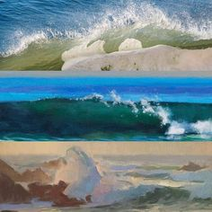 Splash! Details from Bill Dewey Jeff Yeomans and Ray Roberts...