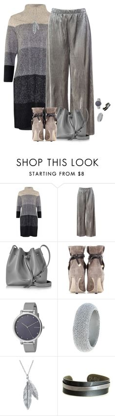 """Untitled #1857"" by patsypatsy ❤ liked on Polyvore featuring Sans Souci, Lancaster, Jimmy Choo, Skagen, Nina B and BMW"